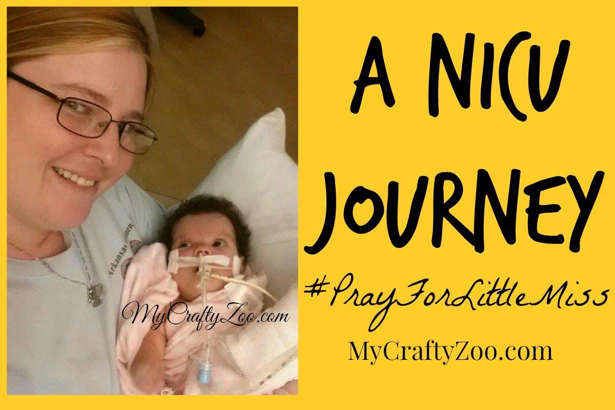 A NICU Journey #PrayForLittleMiss
