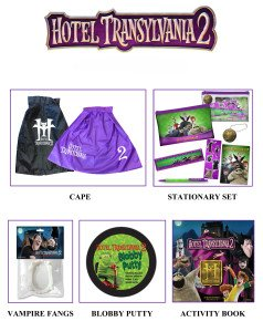 Hotel Transylvania 2 #Giveaway Ends 10/5