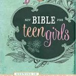 #NIVBibleforTeenGirls #Giveaway US/CAN Ends 11/16 #Flyby
