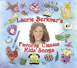 FavoriteKidsSongs-300x265 Classic Kids Songs #LaurieBerkner