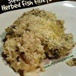 Super Simple Herbed Fish Fillets