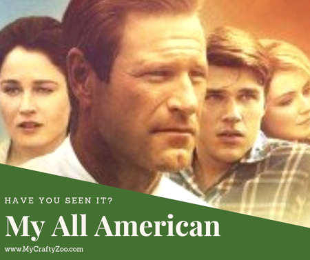 My All American: Classic, Inspiring American Story #MyAllAmerican