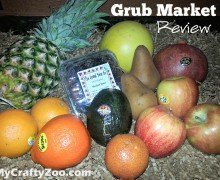 GrubMarket Yummy Giveaway Ends 3/3