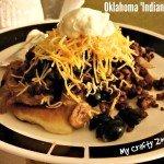 Oklahoma Indian Taco