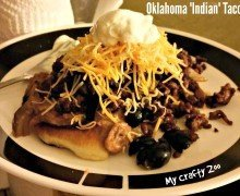 Oklahoma Indian Taco