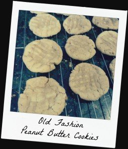 PeanutButterCookies-257x300 Old Fashion Peanut Butter Cookies