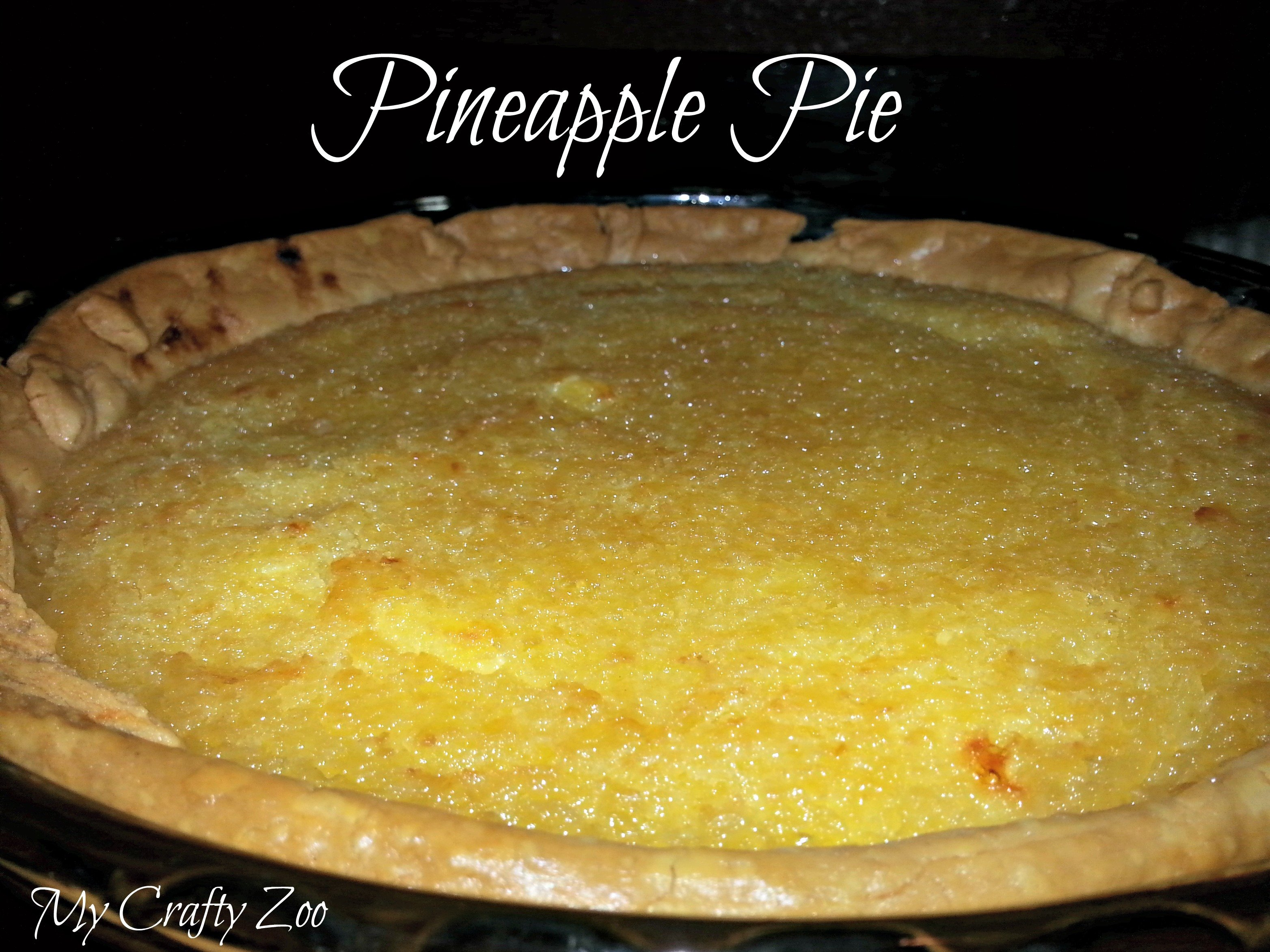 Pineapple Pie