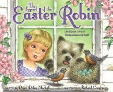 The Legend of the Easter Robin #EasterRobin #FlyBy