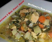 Chicken & Bok Choy Recipe