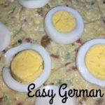 Super Yummy German Potato Salad