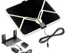 ViewTV 65 Mile Indoor Digital #TVAntenna
