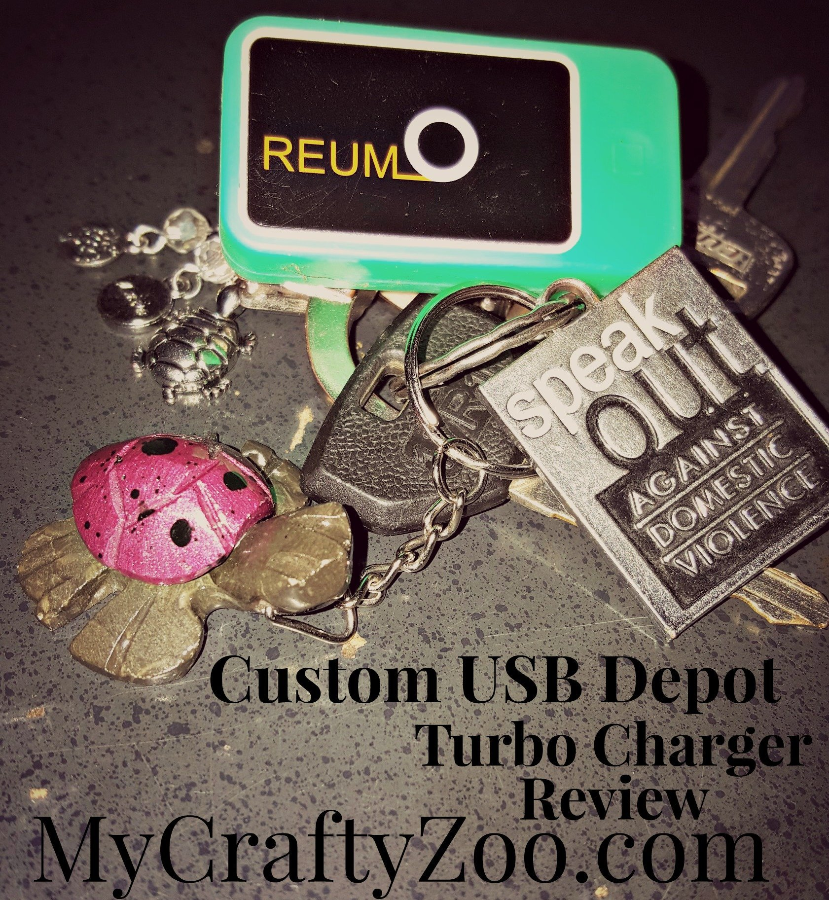 CustomUSBDepot Turbo Charger Review