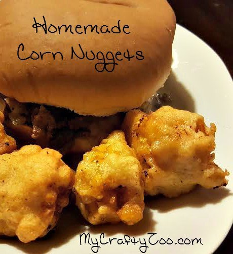 Homemade Corn Nuggets