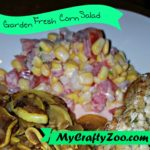 Light Summer Corn Salad