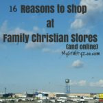 16 Reasons to Shop at Family Christian