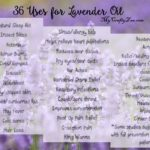 36 Uses for Lavender Oil