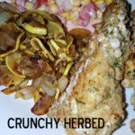 Crunchy Herbed Chicken Breasts