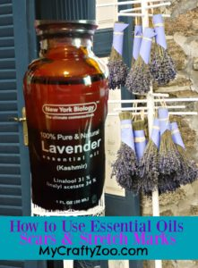 How to Use Essential Oils for Scars and Stretch Marks