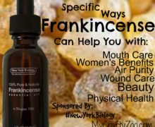 Specific Ways Frankincense Oil Can Help You Sponsored By #NewYorkBiology
