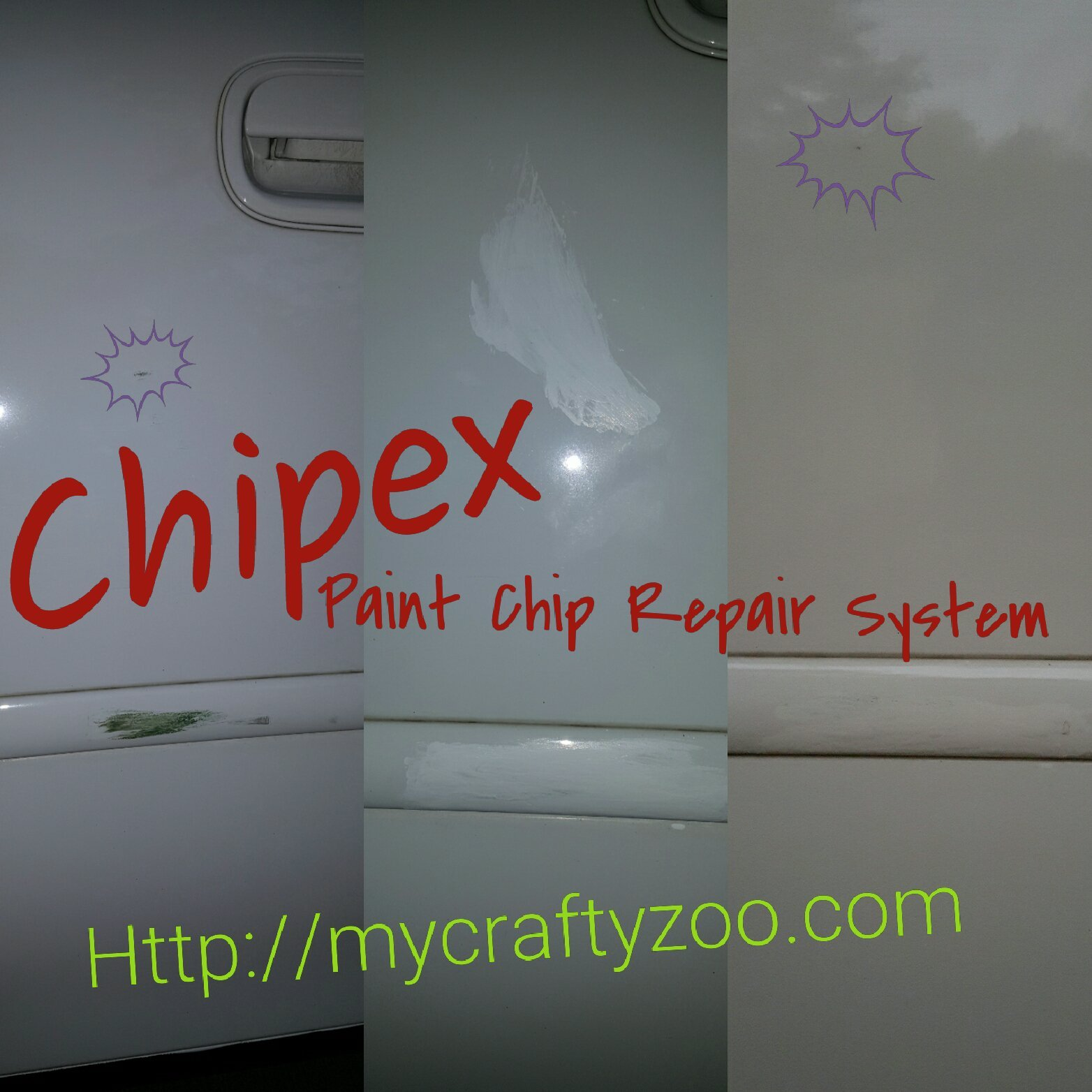 5 EASY WAYS TO AVOID DINGS ON YOUR CAR, A QUICK AND EASY FIX SPONSORED BY #CHIPEX