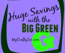 Groupon Coupons! Get your Big G Savings On!!!