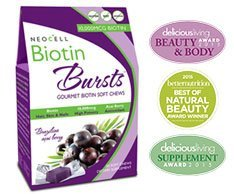 biotin-bursts 5 Ways to Sneak in Moments for Health & Happiness Sponsored by #NeoCell