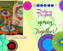Create a Picture Perfect Memory with Crayola Color SpinOut