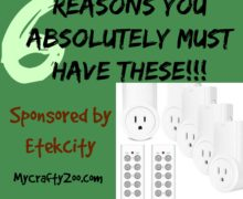 How Etekcity Saved Me Money!