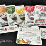 Wild Zora Jerky Prize Pack
