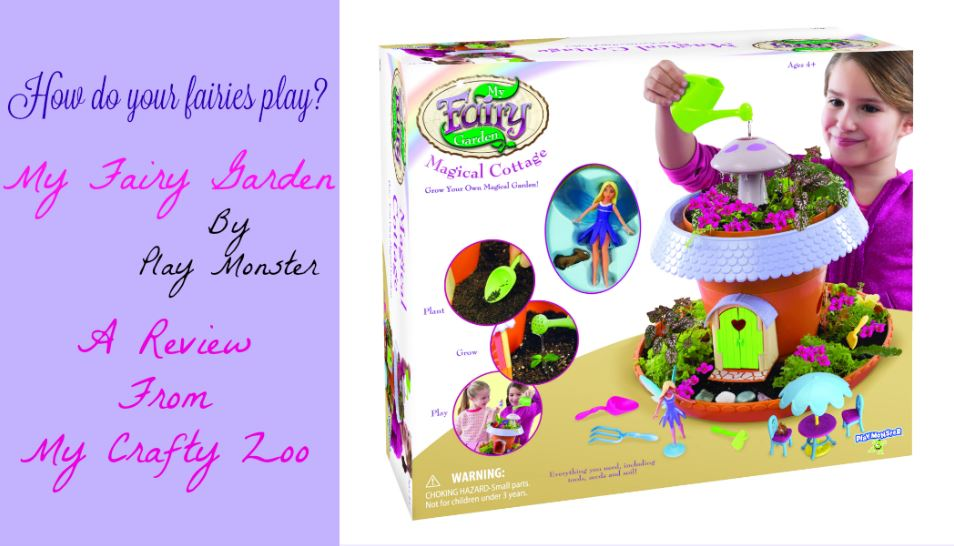 How Do Your Fairies Play? My Fairy Garden