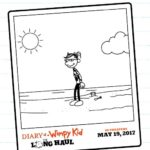 Diary of a #WimpyKid: Feeling lucky?