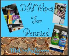 Handy DIY Wipes for Pennies! #UnleashTheCleanSquad @VivaTowels @Clorox @Walmart