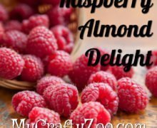 Ora's Gold:  Raspberry & Almond Delight