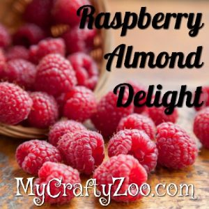 Raspberry & Almond Delight  from Author of Ora's Gold Charlotte Young