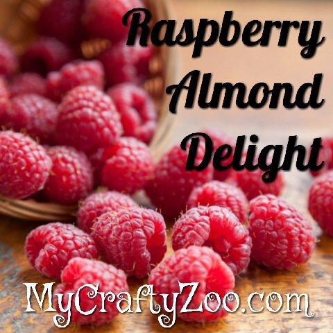 Ora's Gold:  Raspberry & Almond Delight