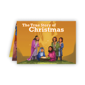 Christmas Tract & 10 Nativity Crafts