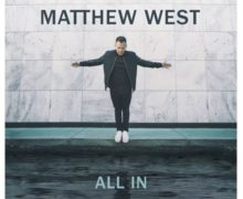 Matthew West's All In US Giveaway Ends 10/3