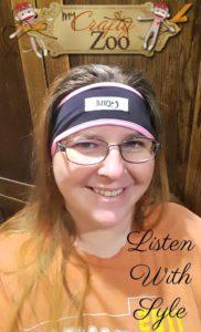 Listen With Style: Cozy Phones Headband