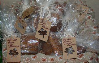 Pumpkin Bread Loaves: Perfect Fall Gift
