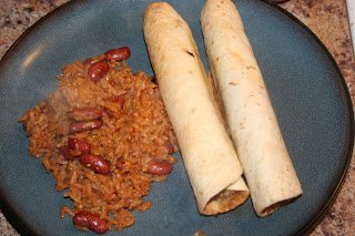 Baked Taquitos Recipe