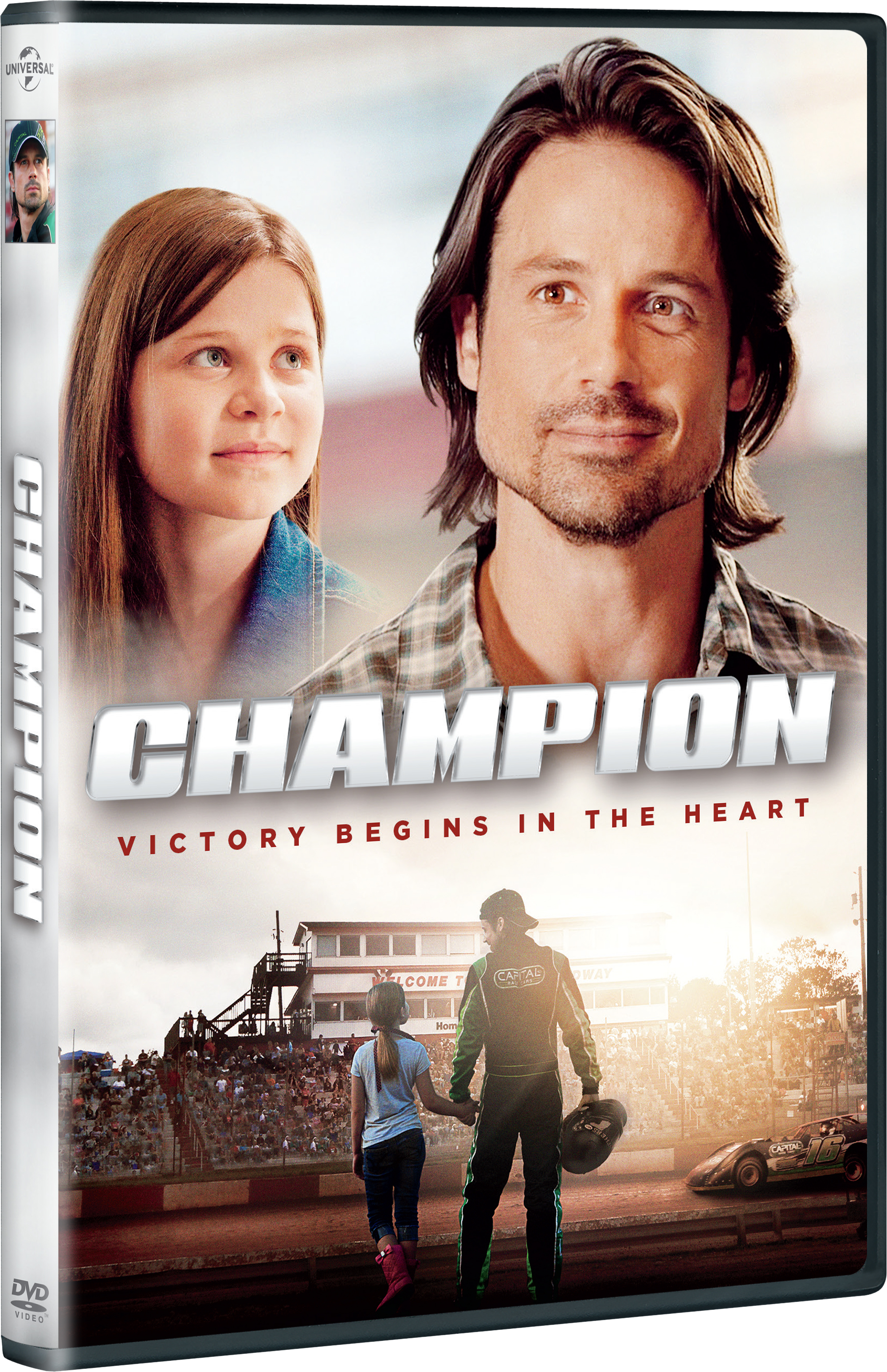 Champion DVD #ChampionMovie
