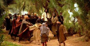 Selva Rasalingam (Jesus) stars in Lionsgate Home Entertainment's GOSPEL OF LUKE