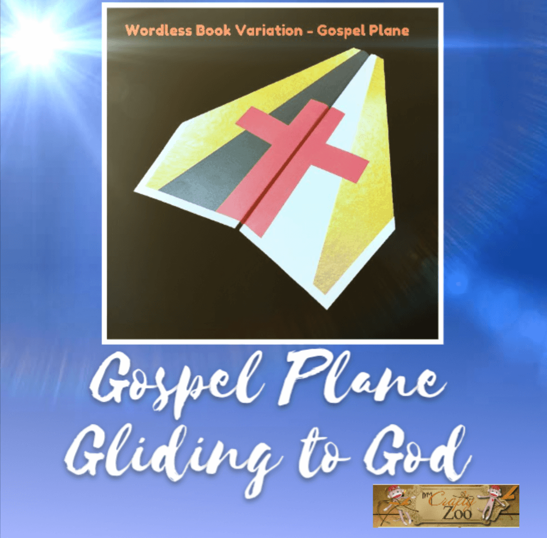 Absolutely Free Gospel Plane: Get Yours Before they are Gone!