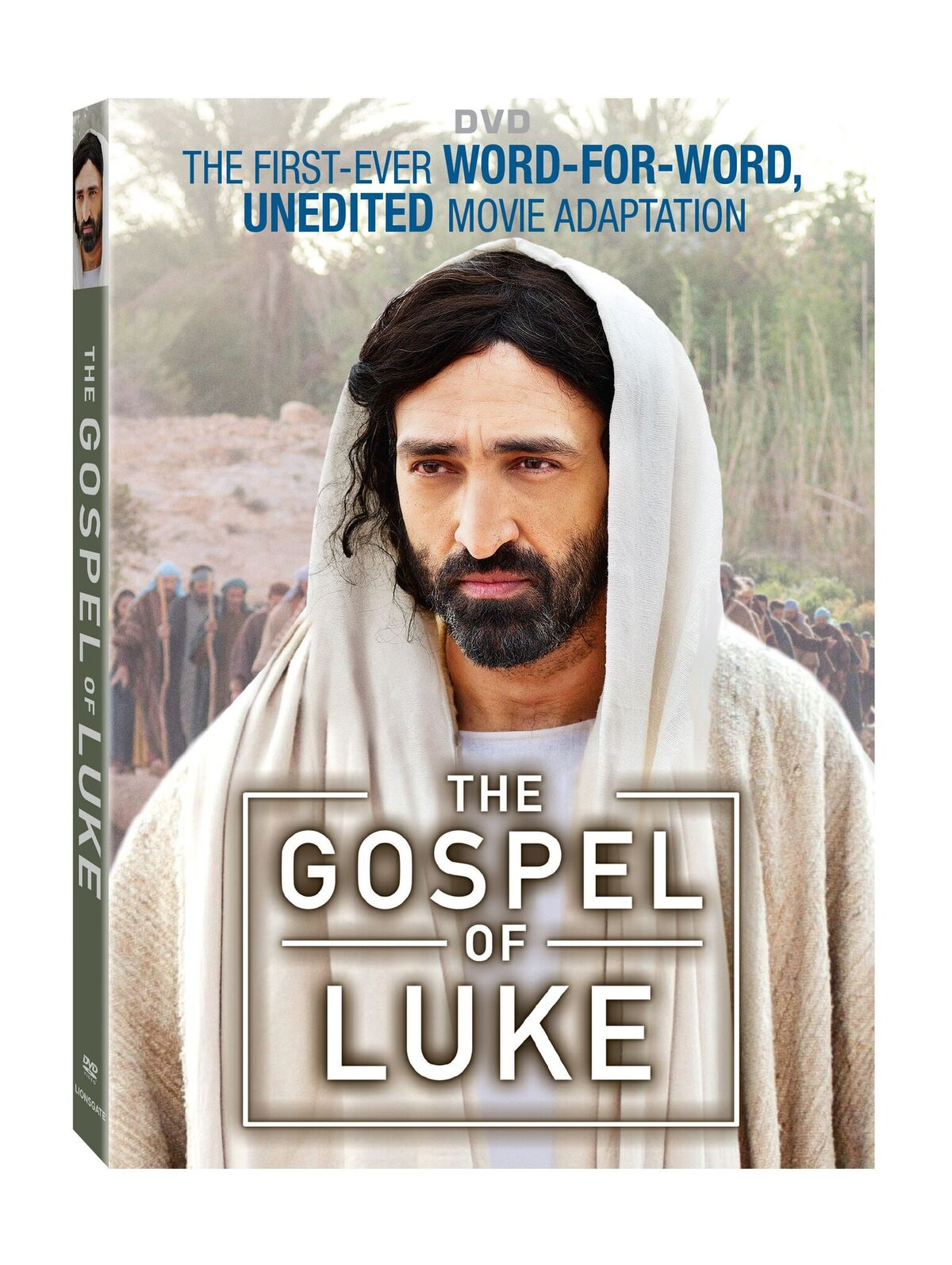 The Gospel of Luke DVD #TheGospelOfLuke DVD @LionsGate @CraftyZoo