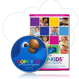 Will your kids eat their veggies?…Copy-Kids DVD Review