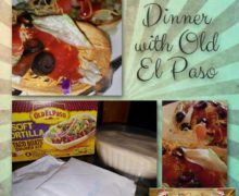 Dinner with Old El Paso #oldelpasotacokit  #oldelpaso