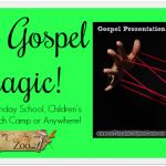 Free Gospel String Magic Lesson