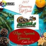 Ninja Squirrels Giveaway