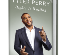 #Win a Copy of #HigherIsWaiting #PenguinRandomHouse #ad #rwm