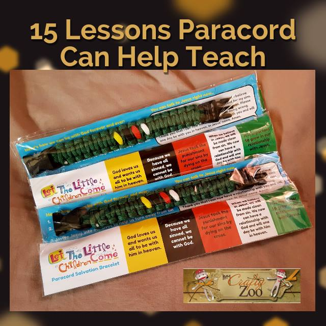15-Lessons-aracord-Can-Help-Teach Paracord: 15 Lessons These Bracelets Can Help Teach